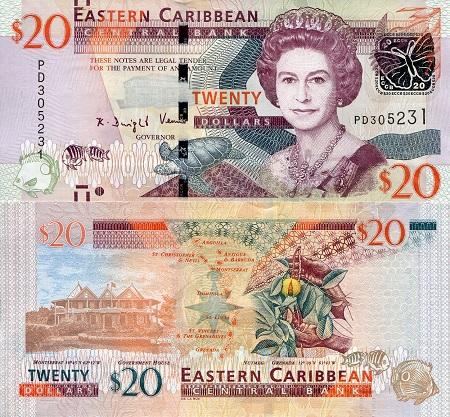 Banknotes Original UNC Nicaragua 1000 1,000 Cordobas P-156b 1985