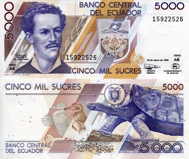 Ecuador Money