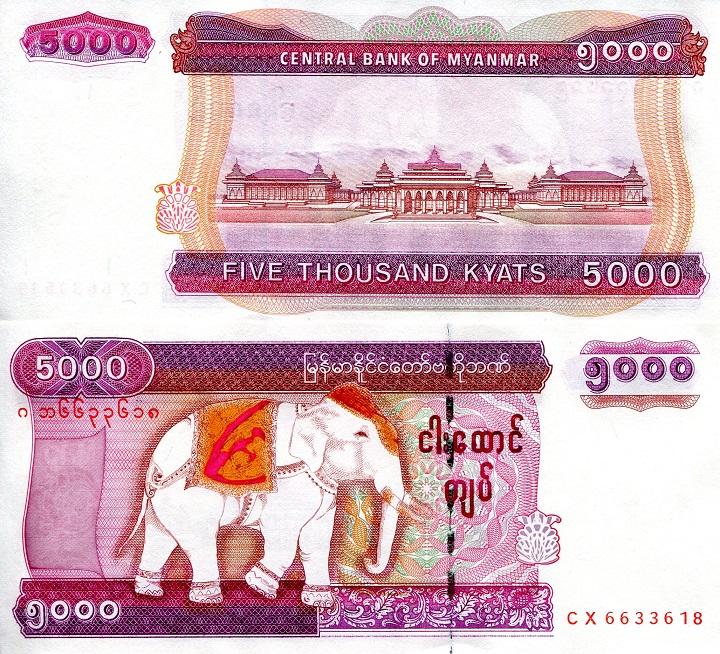 Favoured currency kyat or usd - Myanmar Forum - TripAdvisor