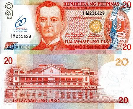 Pick 207d UNC PHILIPPINES 50 Piso 2014