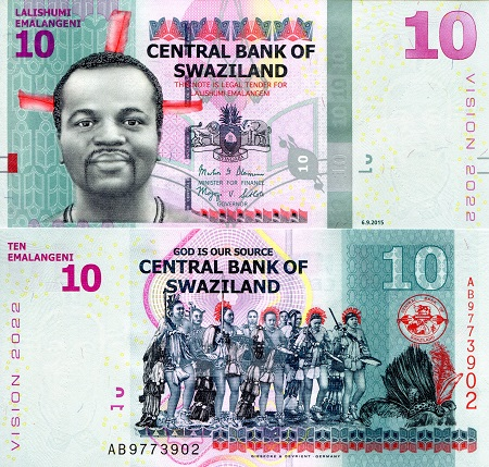Image result for swaziland currency
