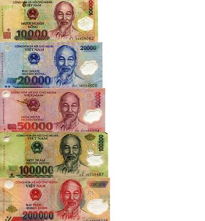 Roberts World Money Store And More Vietnam Dong And Xu Banknotes