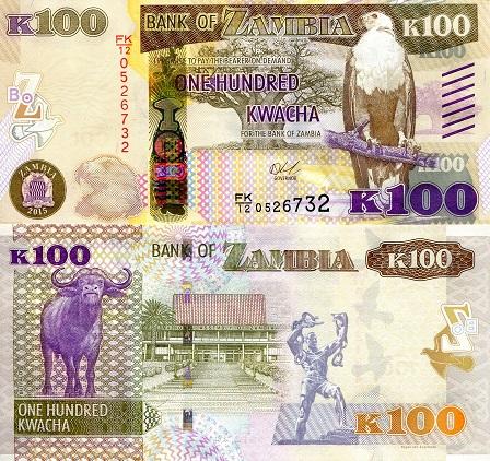 P-New 50 years Independence 2014 Zambia UNC /> Commemorative 50 Kwacha